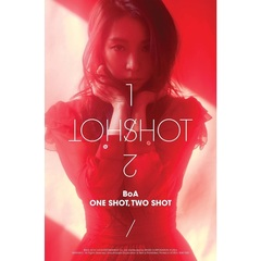 BoA/1ST MINI ALBUM : ONE SHOT TWO SHOT(輸入盤)