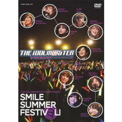 THE IDOLM@STER 6th ANNIVERSARY SMILE SUMMER FESTIV@l! DVD-BOX