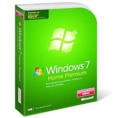 Windows 7 Home Premium UPG SP1 日本語版(PCソフト)