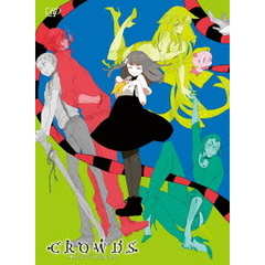 GATCHAMAN CROWDS Blu-ray BOX(Blu-ray Disc)