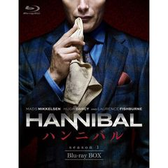 HANNIBAL/ハンニバル Blu-ray BOX(Blu-ray Disc)