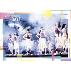 乃木坂46/6th YEAR BIRTHDAY LIVE Day 1 DVD 通常盤