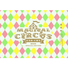 "EXO-CBX/EXO-CBX ""MAGICAL CIRCUS"" 2019 -Special Edition- 初回生産限定版(Blu-ray)"