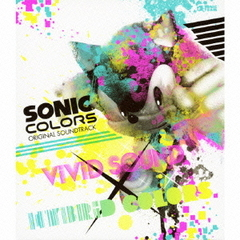 SONIC COLORS ORIGINAL SOUNDTRACK ViViD SOUND × HYBRiD COLORS