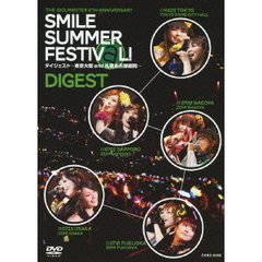 THE IDOLM@STER 6th ANNIVERSARY SMILE SUMMER FESTIV@l! DVDダイジェスト版[COBC-6165][DVD]