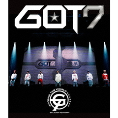 "GOT7/GOT7 1st Japan Tour 2014 ""AROUND THE WORLD"" in MAKUHARI MESSE(Blu-ray Disc)"