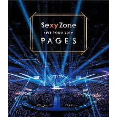 Sexy Zone/Sexy Zone LIVE TOUR 2019 PAGES <通常盤 Blu-ray>(Blu-ray)