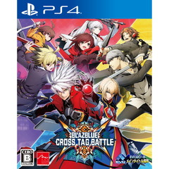 PS4 BLAZBLUE CROSS TAG BATTLE