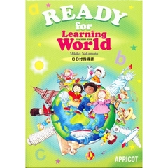 READY for Learning World CD付指導書 Teacher's book