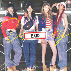 EXID/SINGLE : TOMORROW(輸入盤)