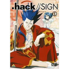 .hack//SIGN vol.5(DVD)