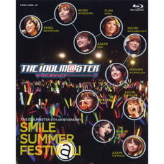 THE IDOLM@STER 6th ANNIVERSARY SMILE SUMMER FESTIV@l! Blu-ray BOX(Blu-ray Disc)