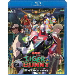 劇場版 TIGER & BUNNY -The Beginning- 通常版(Blu-ray Disc)