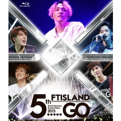 "FTISLAND/5th Anniversary Arena Tour 2015 ""5.....GO""(Blu-ray Disc)"