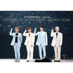 SHINee/SHINee WORLD J presents ~SHINee Special Fan Event~ in TOKYO DOME