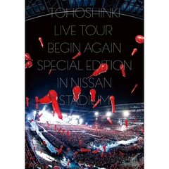 東方神起/東方神起 LIVE TOUR ~Begin Again~ Special Edition in NISSAN STADIUM DVD