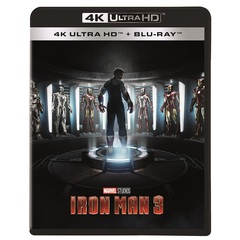 アイアンマン3 4K UHD(Blu-ray Disc)