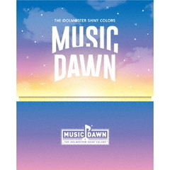 THE IDOLM@STER SHINY COLORS -MUSIC DAWN- 初回生産限定版(Blu-ray)