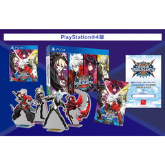 PS4 BLAZBLUE CROSS TAG BATTLE Limited Box