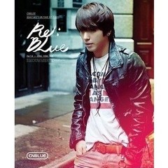 4TH MINI ALBUM : RE:BLUE(SPECIAL LIMITED EDITION/ヨンファ)(輸入盤)