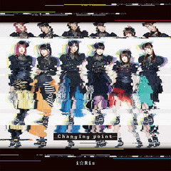 i☆Ris/Changing point(DVD付)