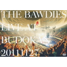 THE BAWDIES/LIVE AT BUDOKAN 20111127 <初回限定盤><ビクターロック祭り セブンネット限定A4クリアファイル特典付>(DVD)