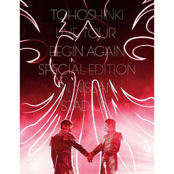 東方神起/東方神起 LIVE TOUR ~Begin Again~ Special Edition in NISSAN STADIUM Blu-ray 初回生産限定盤(Blu-ray Disc)