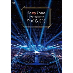 Sexy Zone/Sexy Zone LIVE TOUR 2019 PAGES <通常盤 DVD>(DVD)