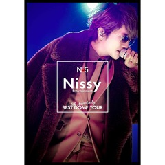 "Nissy/Nissy Entertainment ""5th Anniversary"" BEST DOME TOUR [2Blu-ray+スマプラムービー] (Blu-ray Disc)(Blu-ray)"