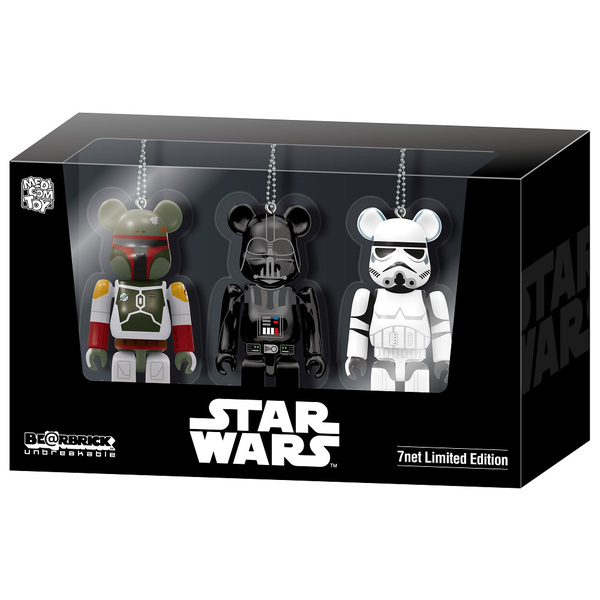 「STAR WARS」BE@RBRICK 7net Limited Edition