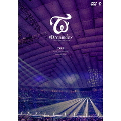 "TWICE/TWICE DOME TOUR 2019 ""#Dreamday"" in TOKYO DOME DVD 通常盤(DVD)"