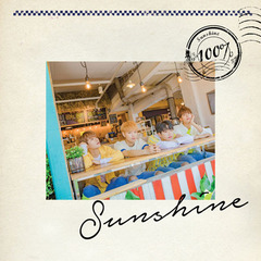 100%/5TH MINI ALBUM : SUNSHINE(輸入盤)