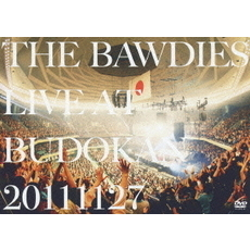 THE BAWDIES/LIVE AT BUDOKAN 20111127 <通常盤><ビクターロック祭り セブンネット限定A4クリアファイル特典付>(DVD)
