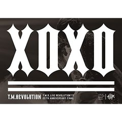 T.M.Revolution/T.M.R. LIVE REVOLUTION '17 -20th Anniversary FINAL at Saitama Super Arena- 通常版