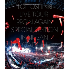 東方神起/東方神起 LIVE TOUR ~Begin Again~ Special Edition in NISSAN STADIUM Blu-ray(Blu-ray Disc)
