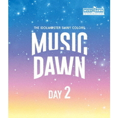 THE IDOLM@STER SHINY COLORS -MUSIC DAWN- Blu-ray【通常版DAY2】[LABX-8465/6][Blu-ray/ブルーレイ]