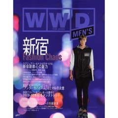 WWD FOR JAPAN MEN'S ALL ABOUT 2009-10 AUTUMN&WINTER MEN'S 新宿Fashion Chaos