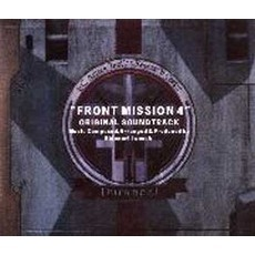 FRONT MISSION 4 + 1st ORIGINAL SOUNDTRACK