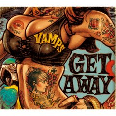 GET AWAY/THE JOLLY ROGER(初回盤A)