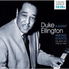 DUKE ELLINGTON/GIANT AMONG GIANTS : BEST FROM 5(10枚組)(輸入盤)