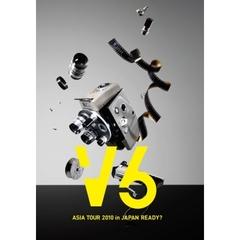 V6/V6 ASIA TOUR 2010 in JAPAN READY? [通常盤](DVD)