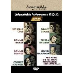 Unforgettable Performances 1950-52