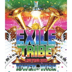 EXILE/EXILE TRIBE LIVE TOUR 2012 TOWER OF WISH (2枚組)(Blu-ray Disc)