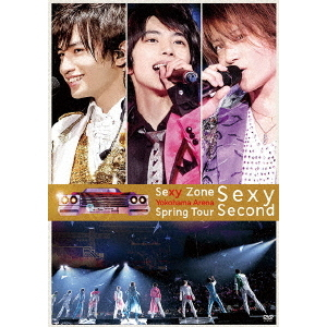 Sexy Zone/Sexy Zone Spring Tour Sexy Second Blu-ray 通常盤(Blu-ray Disc)