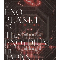 EXO/EXO PLANET #3 - The EXO'rDIUM in JAPAN<通常盤>スマプラ対応(Blu-ray Disc)