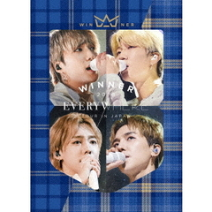 WINNER/WINNER 2018 EVERYWHERE TOUR IN JAPAN 初回生産限定盤 【3Blu-ray+CD+スマプラムービー&ミュージック】(Blu-ray Disc)