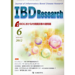 IBD Research Journal of Inflammatory Bowel Disease Research vol.6no.2(2012-6)