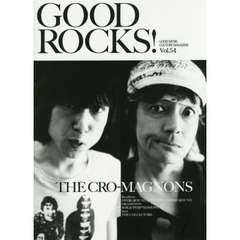 GOOD ROCKS! GOOD MUSIC CULTURE MAGAZINE Vol.54