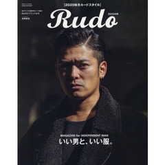 Rudo 2020AW いい男と、いい服。