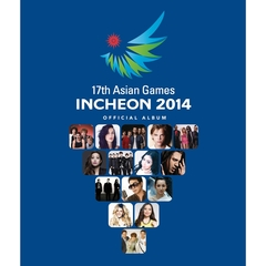 17TH ASIAN GAMES IN INCHEON 2014  (2CD+DVD)(輸入盤)